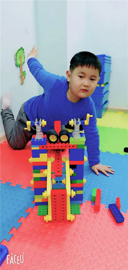 西安乐高机器人