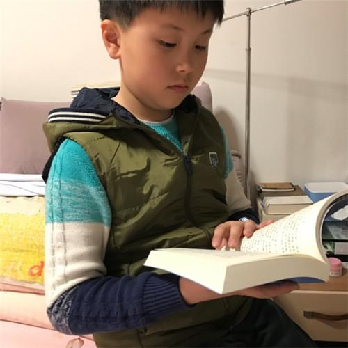 李昊泽 11岁 铁五小学