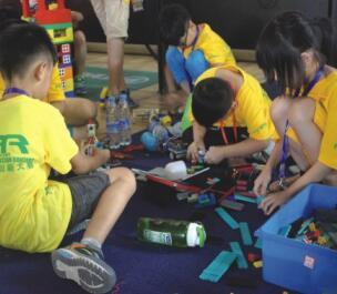 青少年机器人大赛