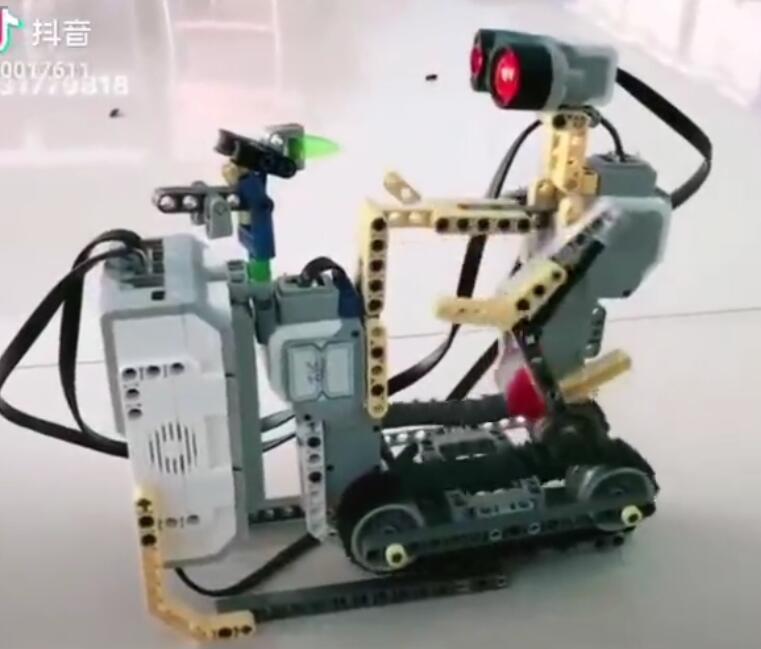 西安机器人大赛-跑步机