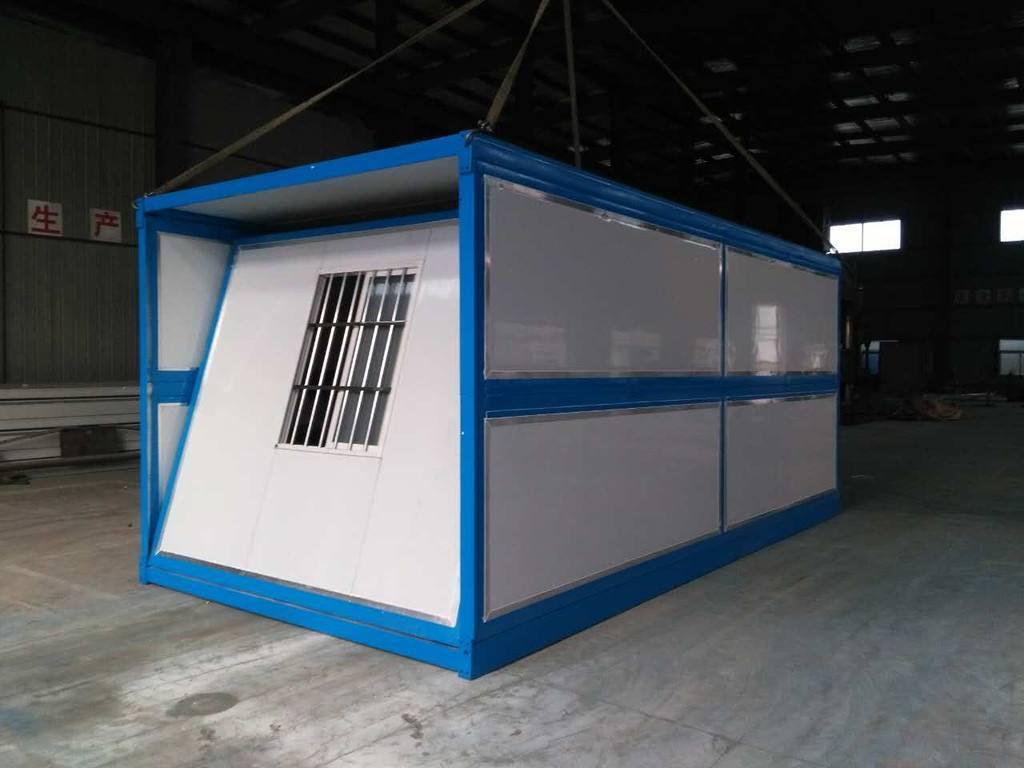 折叠房建筑 包头彩钢活动房出租