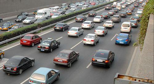 包头市机动车保有量已达76万余辆