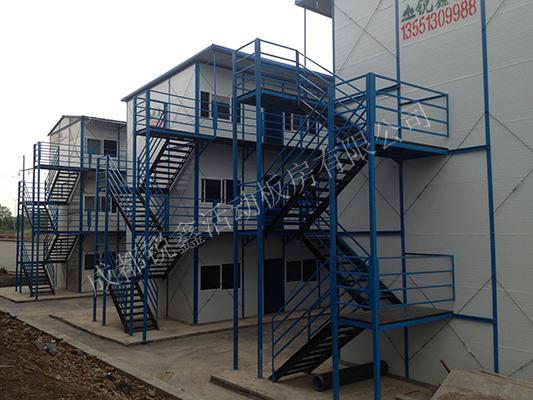 四川活动板房钢架