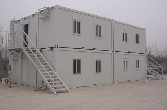 成都住人集装箱用钢建造的好处?