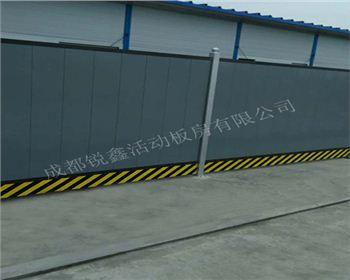 成都锐鑫厂家告诉你成都围栏施工标准