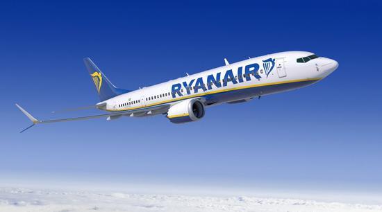 因波音将推迟交付客机 瑞安航空拟关闭部分基地