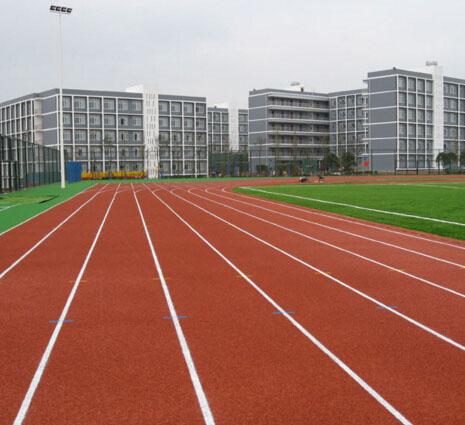 学校做塑胶跑道如何选材?且看这里!