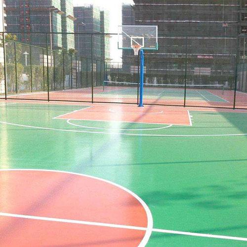 成都篮球场