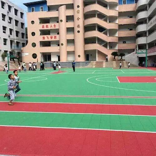 亚博足球app下载悬浮拼装地板