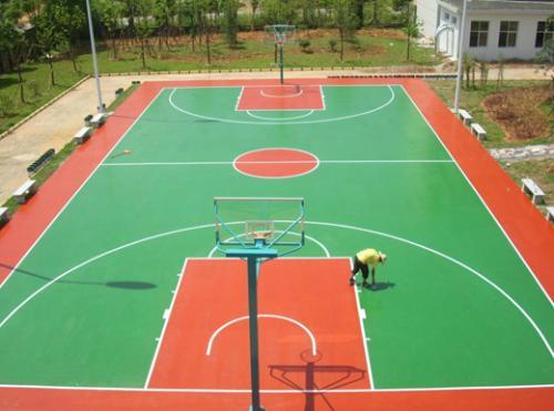四川塑胶篮球场厂家为大家介绍目前塑胶球场的形势