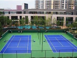 塑胶网球场应该具有怎样的特性?亚博足球app下载安装厂家给您答案