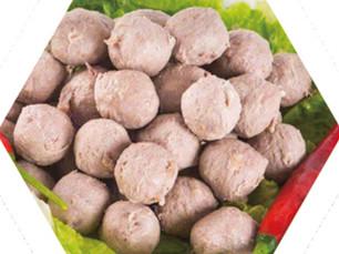 貴州肉品批發 豬肉加工副產品 肉丸子 香腸