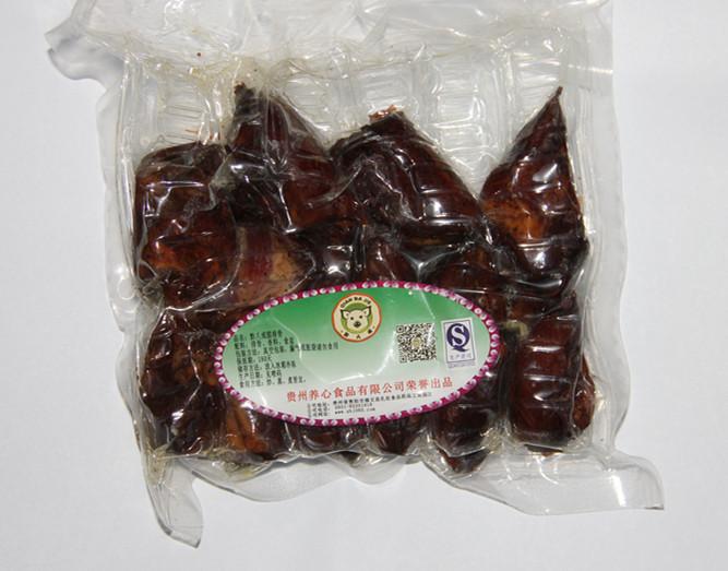 貴州肉品批發 豬肉加工副產品 黔八戒臘排骨