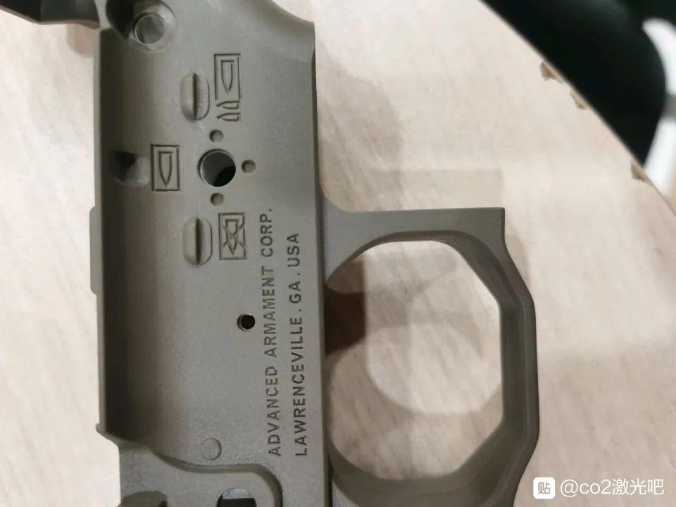 玩具枪械标识应用