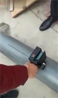 手持喷码机管材喷印