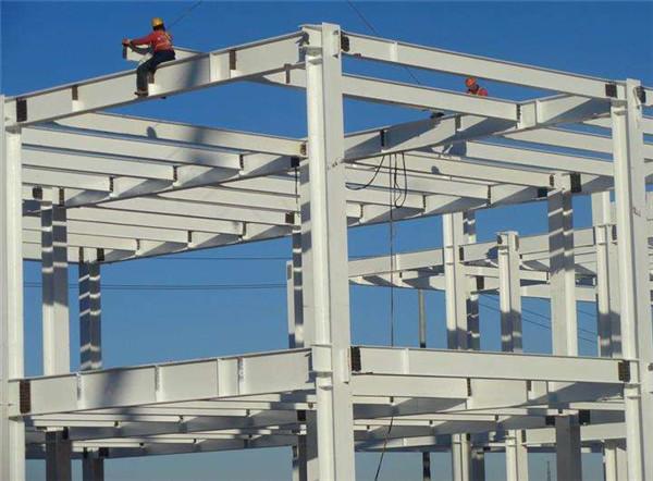 浅谈内蒙古钢结构工程