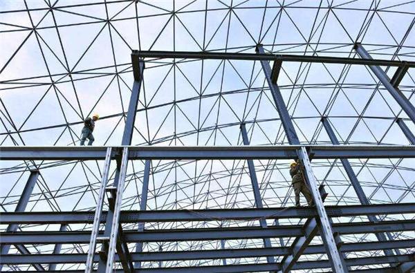 华腾彩钢钢结构