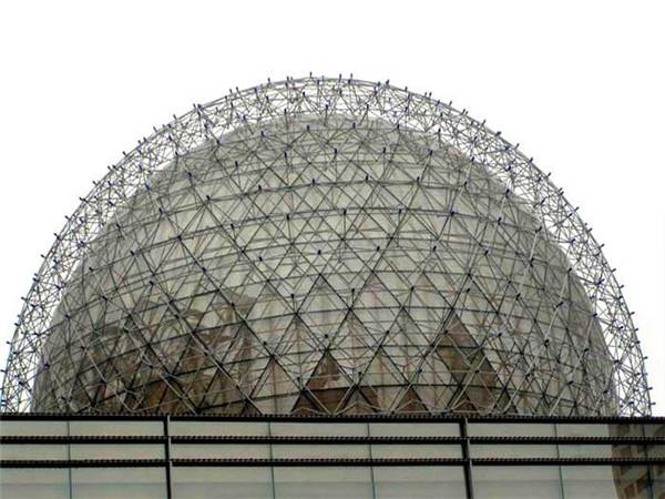 球形钢架构件