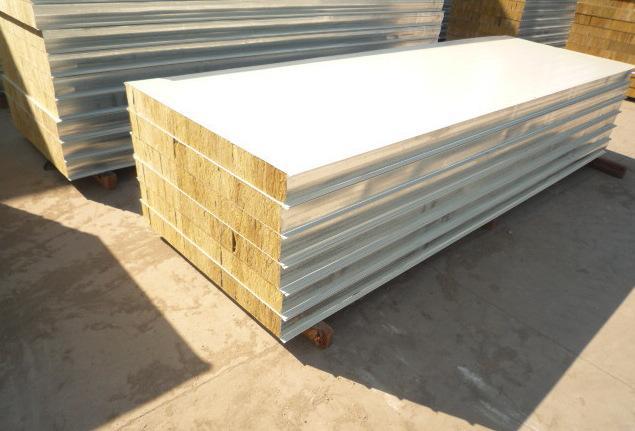 内蒙古岩棉彩钢板