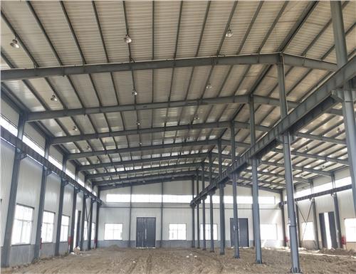 你知道建筑行业中钢结构的常见几种形式吗