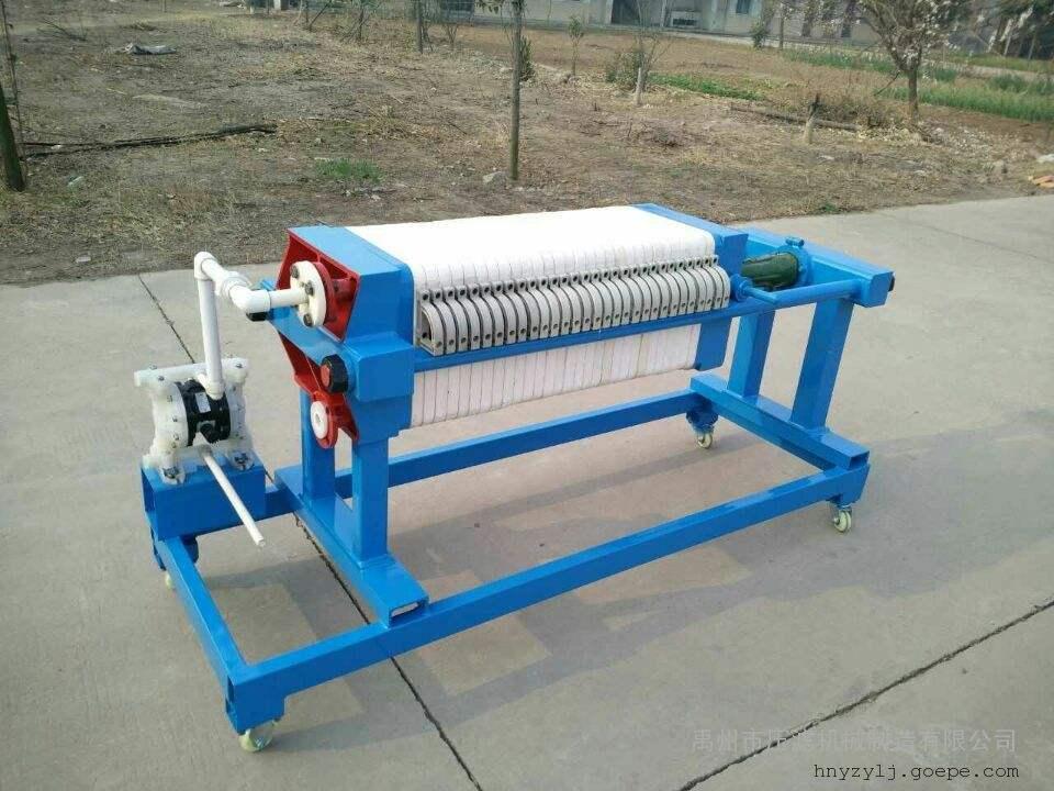 河南压滤机厂家告诉你压滤机几项注意点