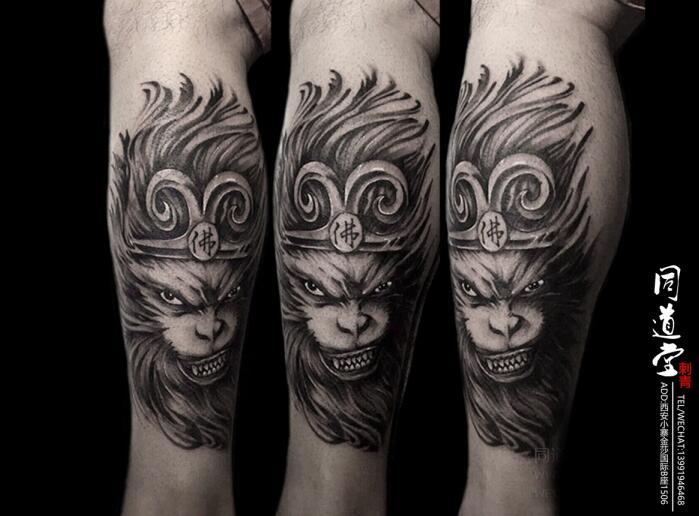 纹身是一辈子的事情,不犹豫不后悔,不盲从不攀比,这才是纹身的比较好心态