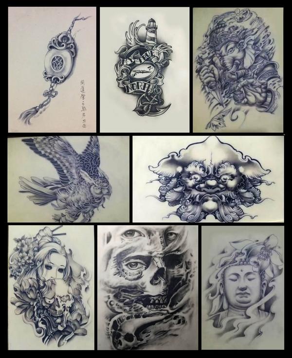 西安学纹身哪家好
