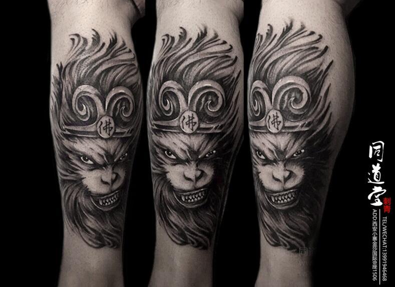 多看看不同风格的作品,你就会知道自己喜欢什么纹身了