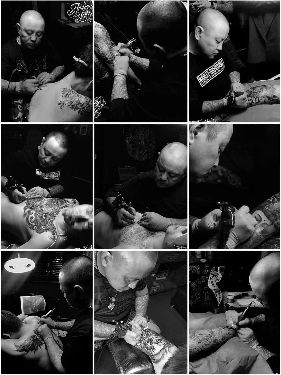 你想在身上纹很特别的纹身吗?