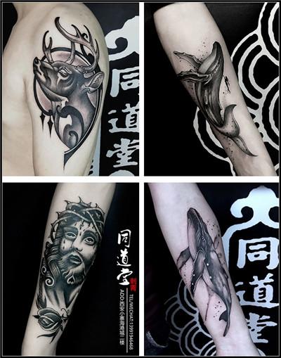 西安纹身设计