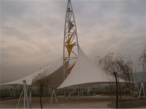 西安景观膜结构