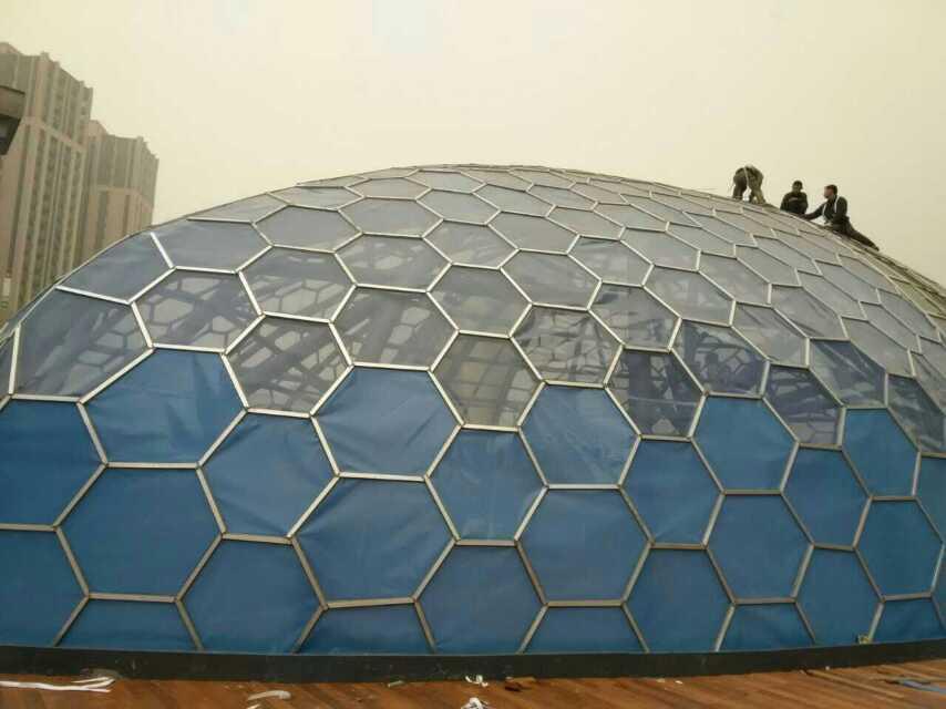 ETFE膜结构生产