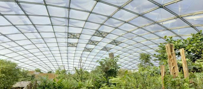 ETFE膜结构工程