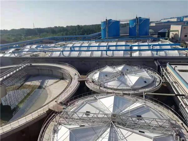 西安污水池膜结构工程