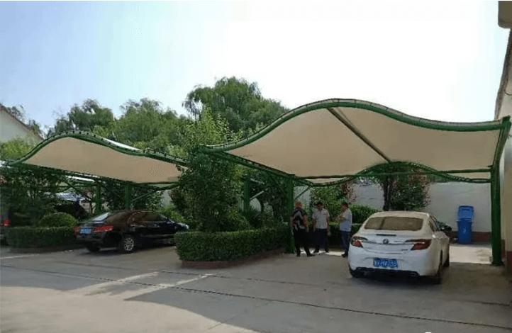 西安膜结构车棚厂家