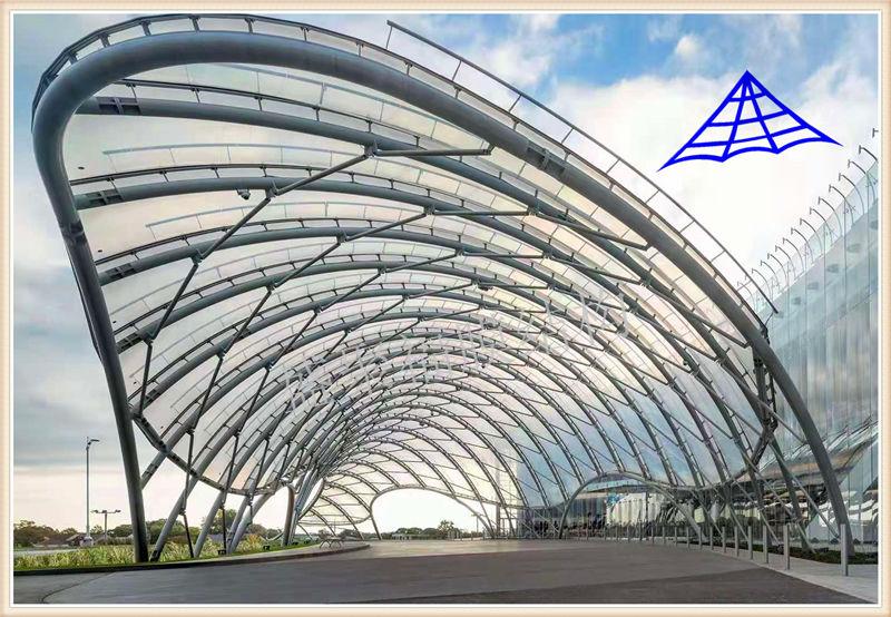 西安ETFE膜结构景观安装