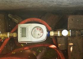 热量表成功安装案例