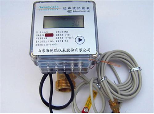 超声波热量表常见故障及其一般解决办法