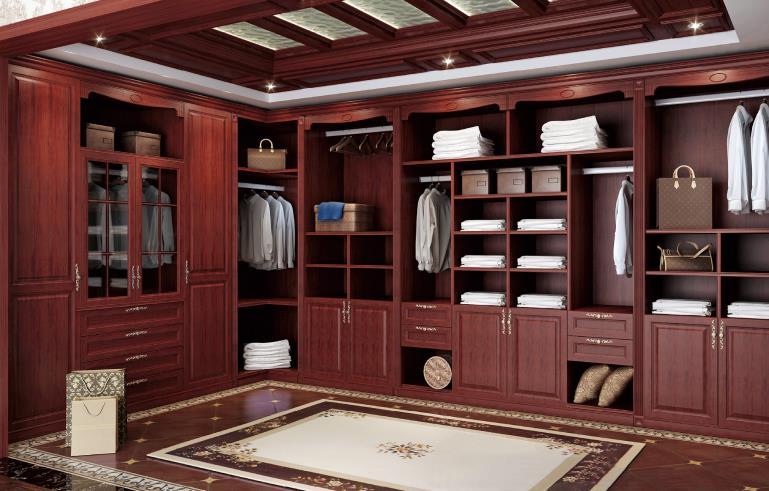 小空间竟然能做成衣帽间,好生活,你值得拥有!