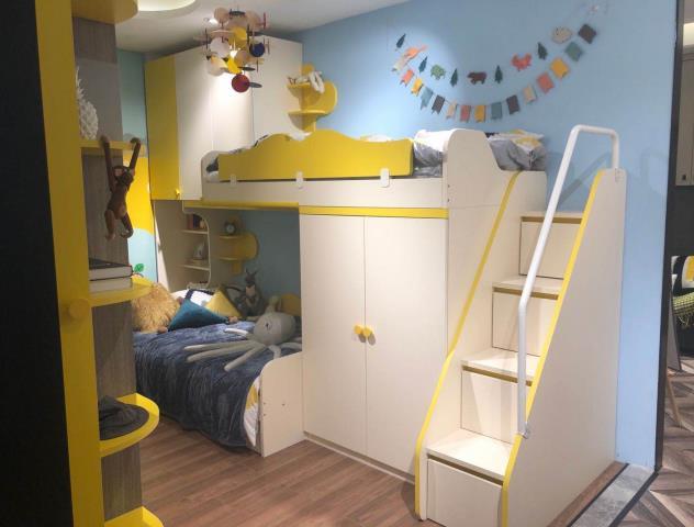 简约儿童房