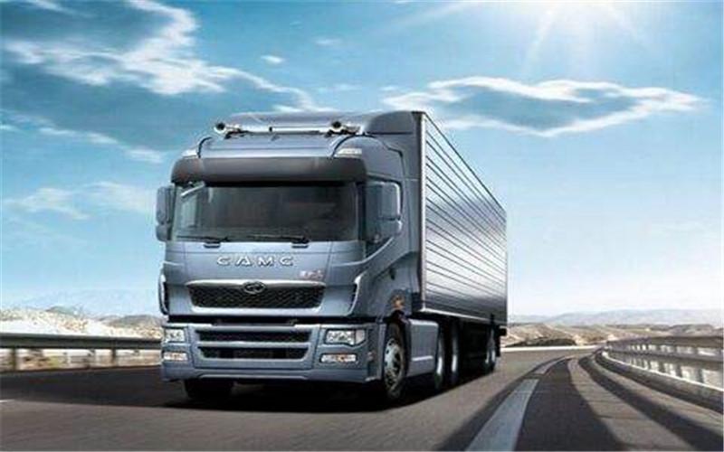 货运物流运输能力展示