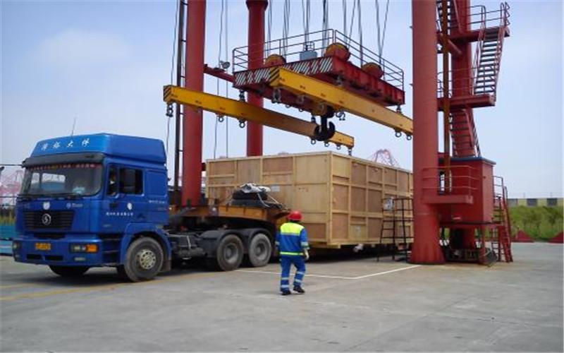物流公司在大件设备运输中需要的注意事项