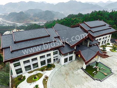 北京小青瓦厂家工程案例