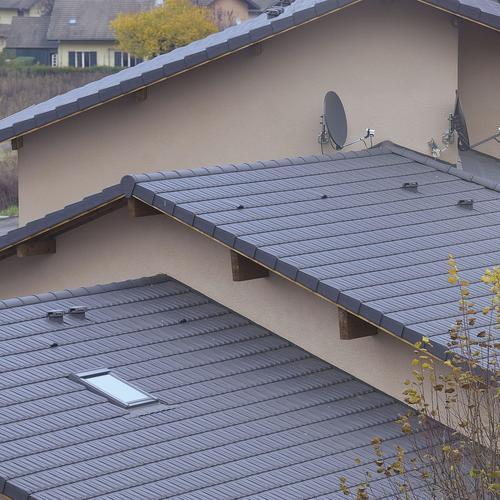 2020新的八大类型的屋面瓦