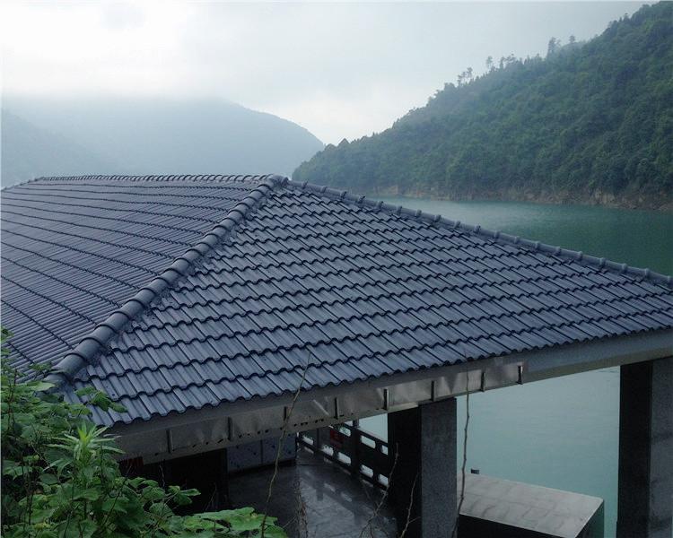 关于北京别墅屋面瓦的选择方法以及施工常用材料