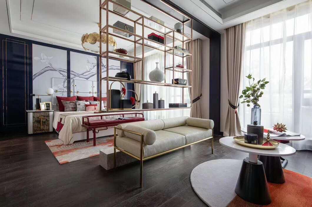 新中式风格——西安老房改造