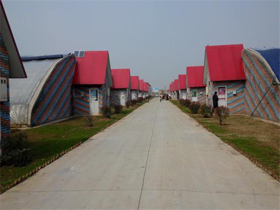2014年杨凌五泉企业孵化园工程