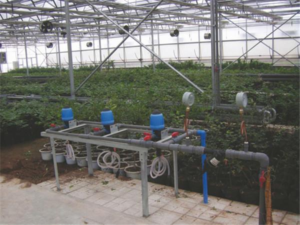 温室,农田喷滴灌