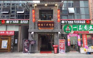 杨丫老鸭汤花果园R区财富广场店