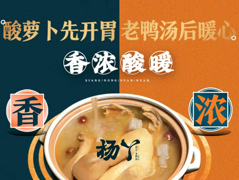 香浓杨丫老鸭汤  贵州特色养生火锅
